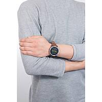 orologio Smartwatch uomo Fossil Q Explorist FTW4004
