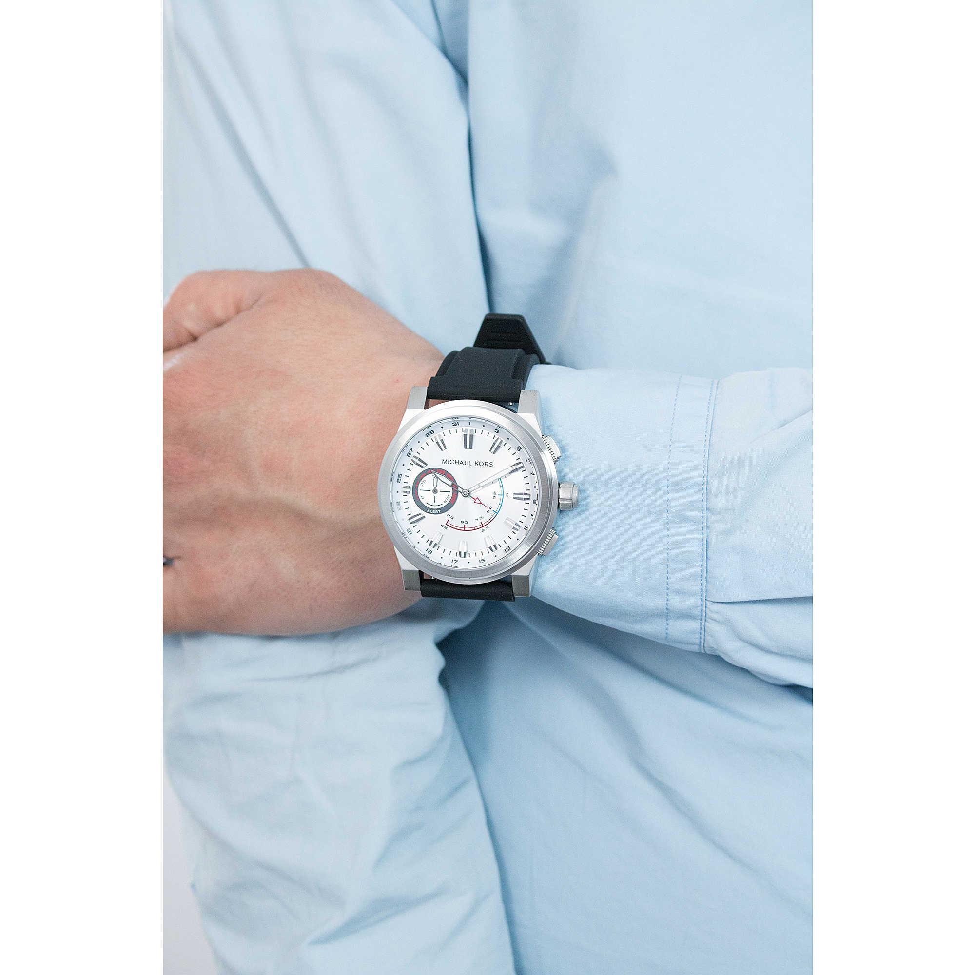 43ec942d65b3c orologio Smartwatch uomo Michael Kors Grayson MKT4009 Smartwatches ...