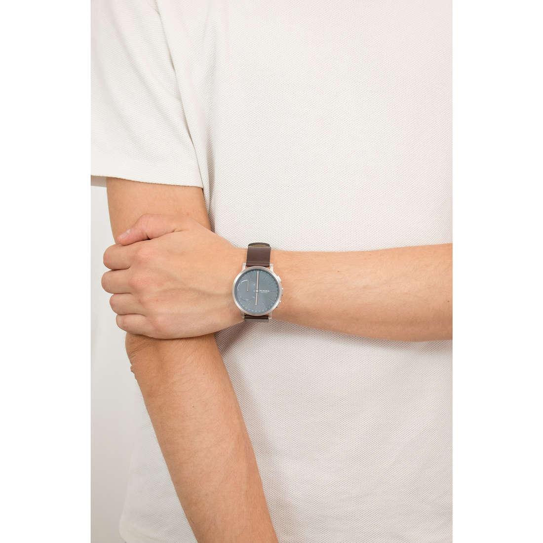 Skagen Smartwatches Hagen uomo SKT1110 indosso