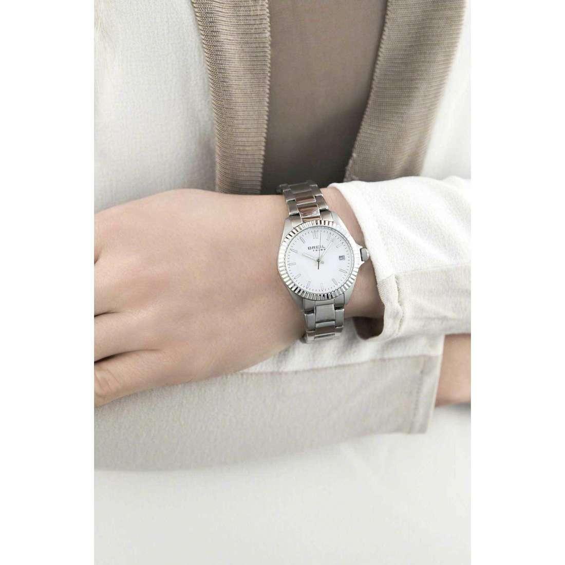 Breil solo tempo Classic Elegance donna EW0218 indosso