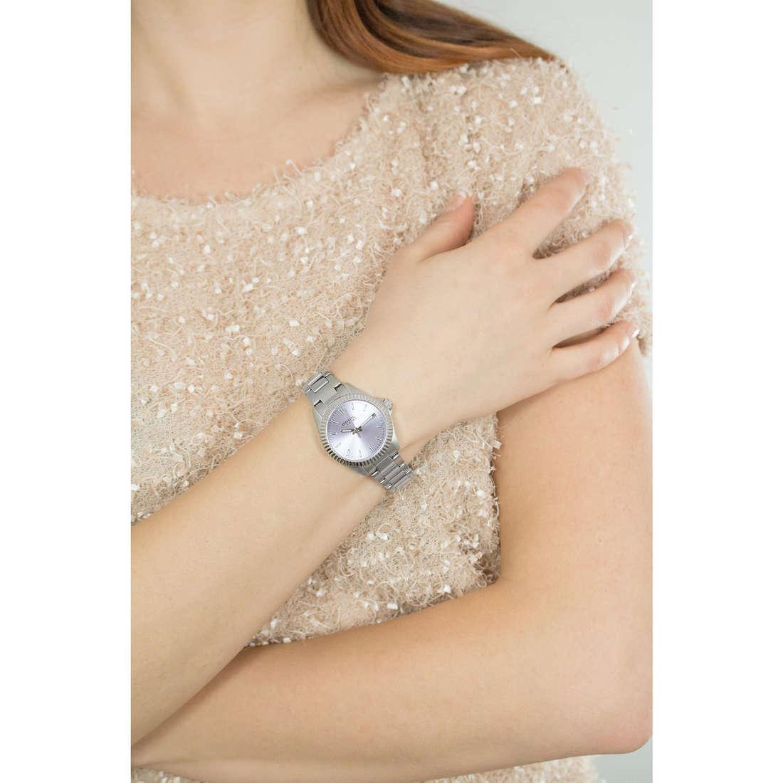 Breil solo tempo Classic Elegance Extension donna EW0239 indosso
