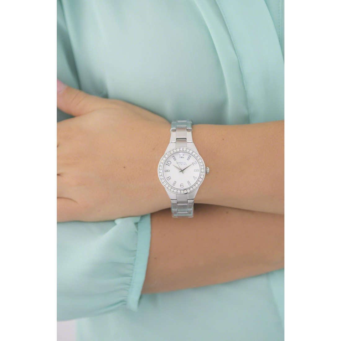 Breil solo tempo donna EW0248 indosso