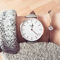 orologio solo tempo donna Cluse La Bohème CL18015