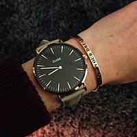 orologio solo tempo donna Cluse La Bohème CL18024