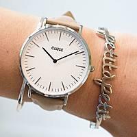 orologio solo tempo donna Cluse La Bohème CL18234