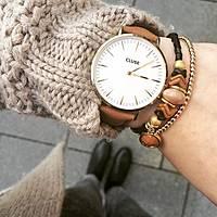 orologio solo tempo donna Cluse La Bohème CL18409
