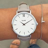 orologio solo tempo donna Cluse Minuit CL30006