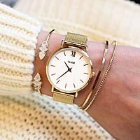 orologio solo tempo donna Cluse Minuit CL30010