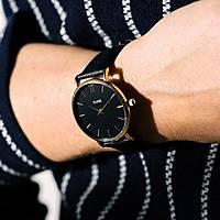 orologio solo tempo donna Cluse Minuit CL30014