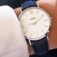 orologio solo tempo donna Cluse Minuit CL30030