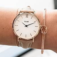 orologio solo tempo donna Cluse Minuit CL30043