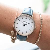 orologio solo tempo donna Cluse Minuit CL30046