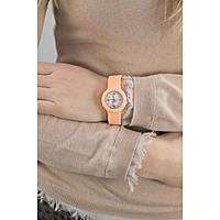 orologio solo tempo donna Hip Hop Numbers HWU0433