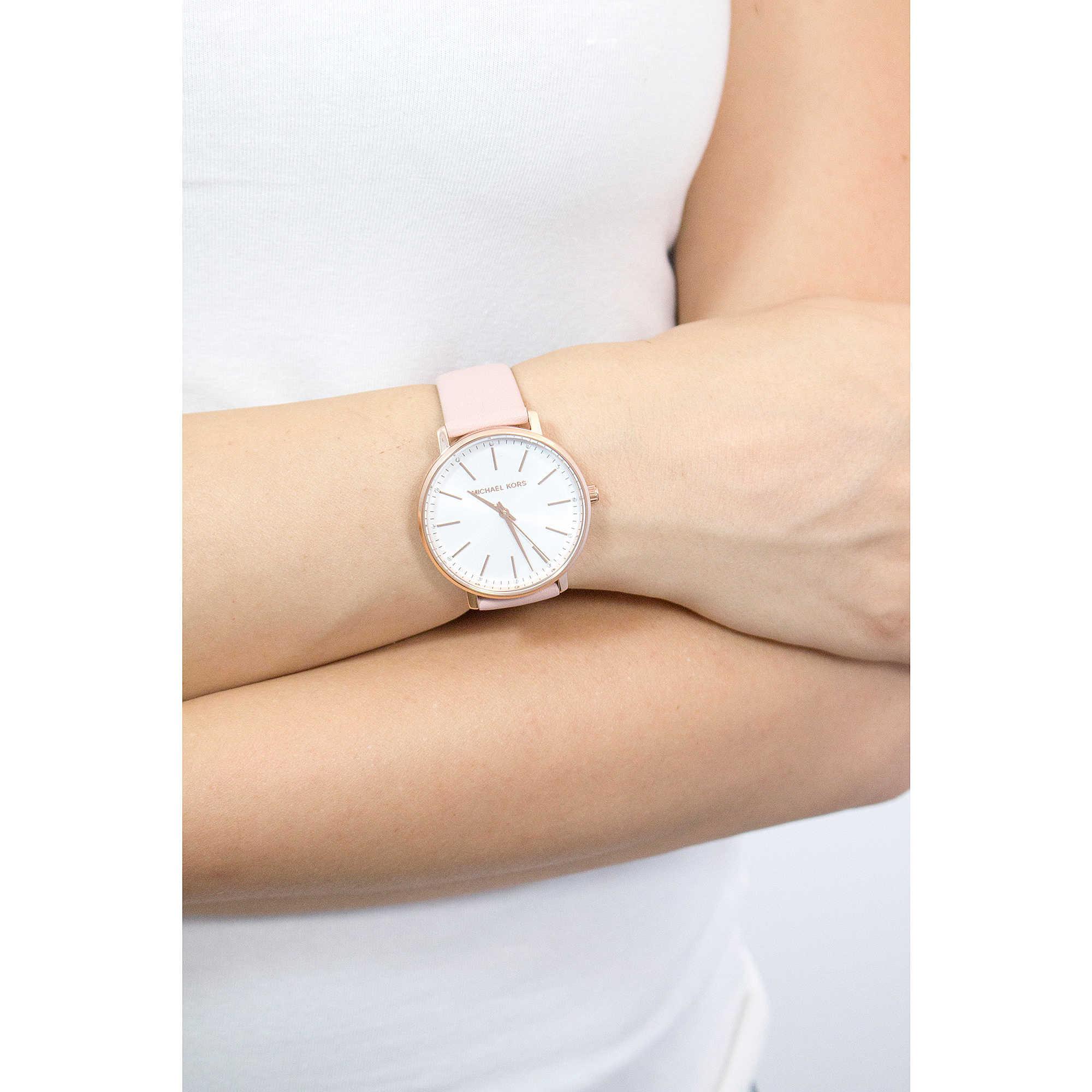 89bae63fb8 orologio solo tempo donna Michael Kors Pyper MK2741 solo tempo ...