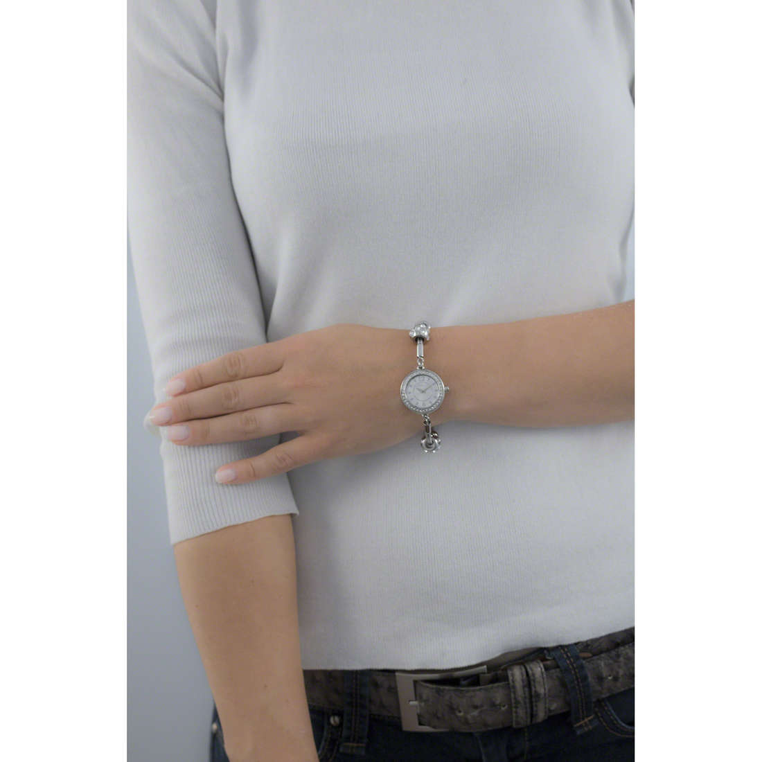 Morellato solo tempo Drops Orologi donna R0153122507 indosso