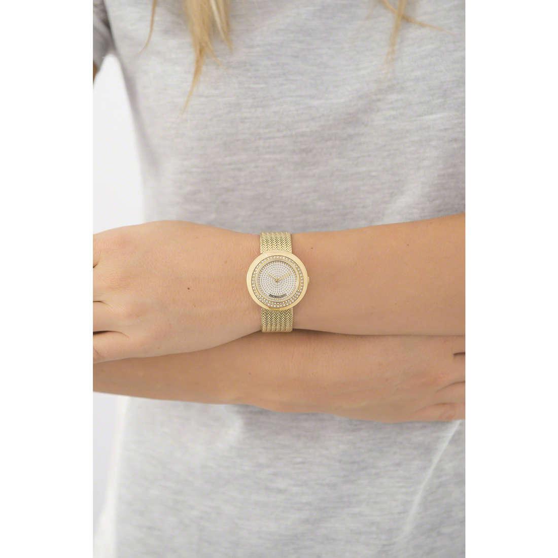 Morellato solo tempo Luna donna R0153112501 indosso