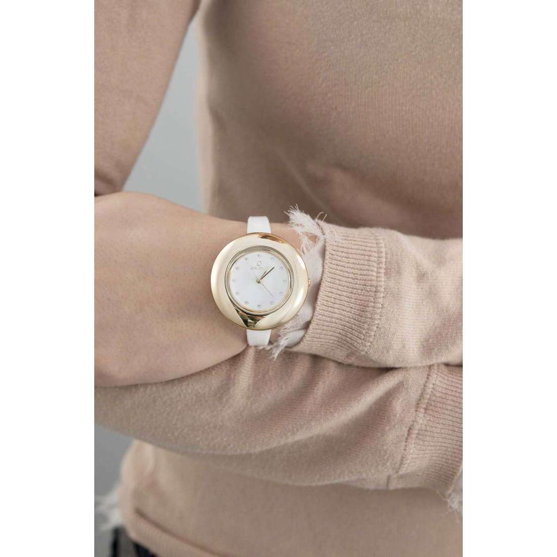 Ops Objects solo tempo Lux edition donna OPSPW-339 indosso