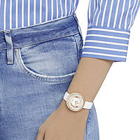 orologio solo tempo donna Swarovski Crystalline Pure 5376083