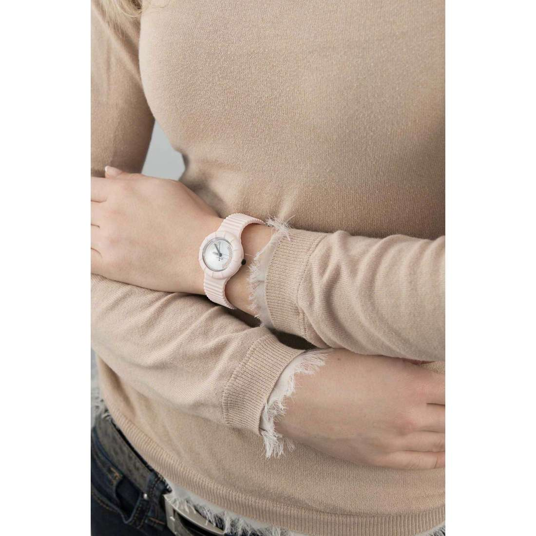 Hip Hop solo tempo Crystal Candy unisex HWU0383 indosso