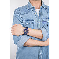 orologio solo tempo uomo Calypso Anadigit K5586/5