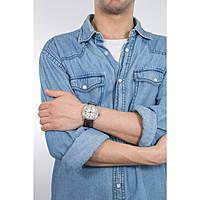 orologio solo tempo uomo Citizen Urban BM8530-11X