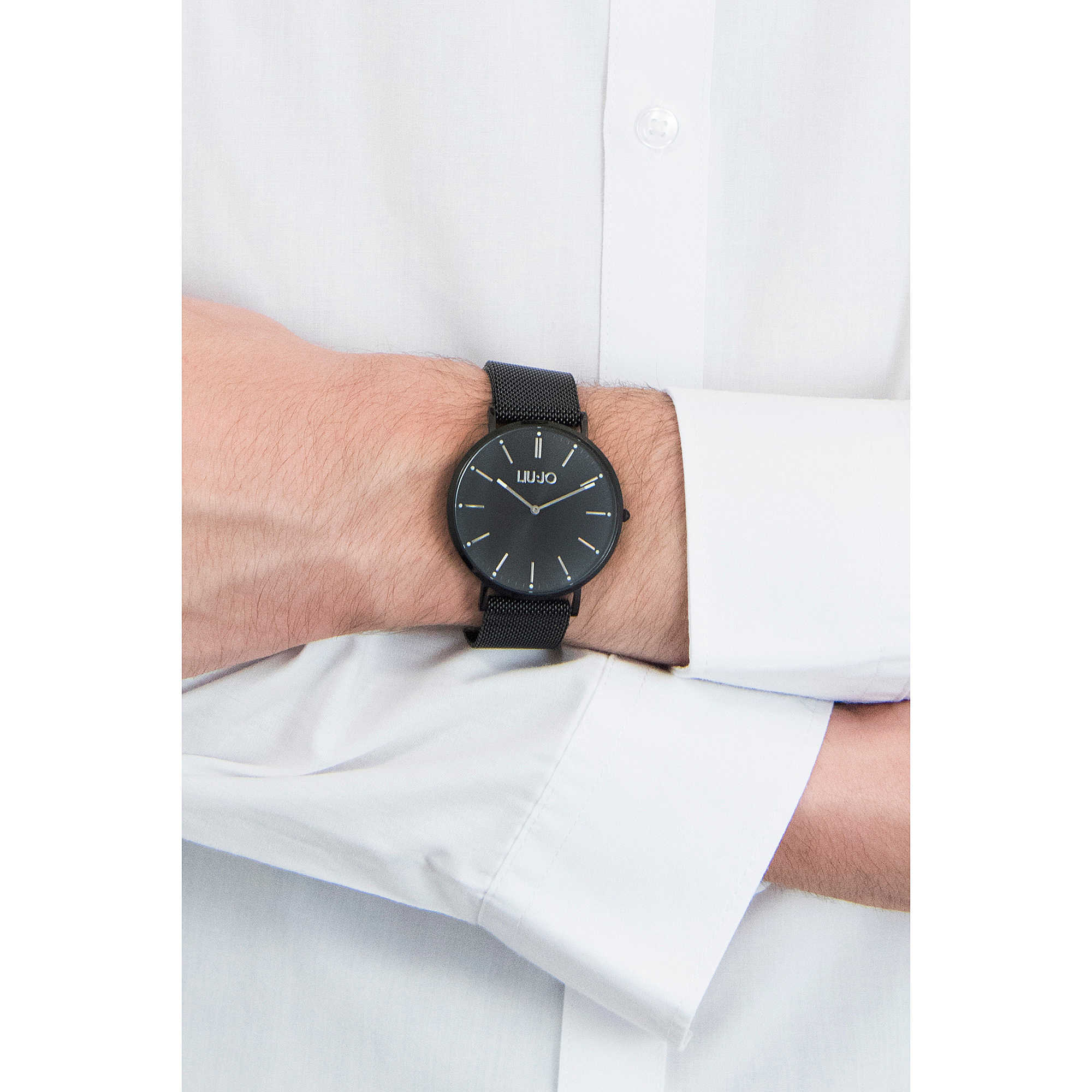 orologio solo tempo uomo Liujo Navy TLJ1256 solo tempo Liujo 38e8ebd947e