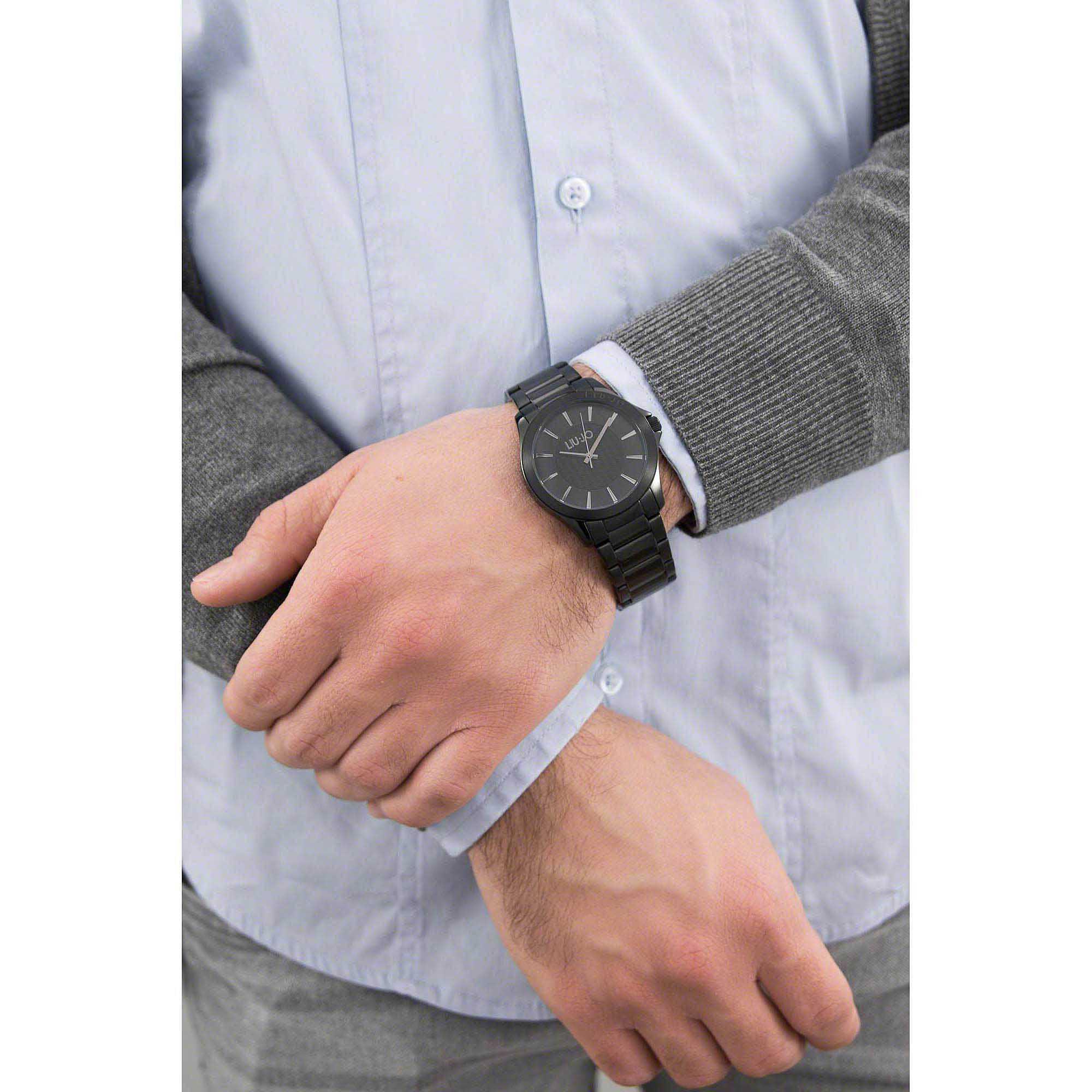 orologio solo tempo uomo Liujo Riva TLJ814 solo tempo Liujo 23efb35e43a