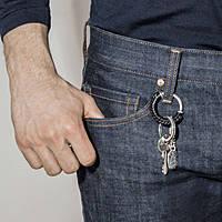 portachiavi uomo gioielli Nomination Freedom 132104/045