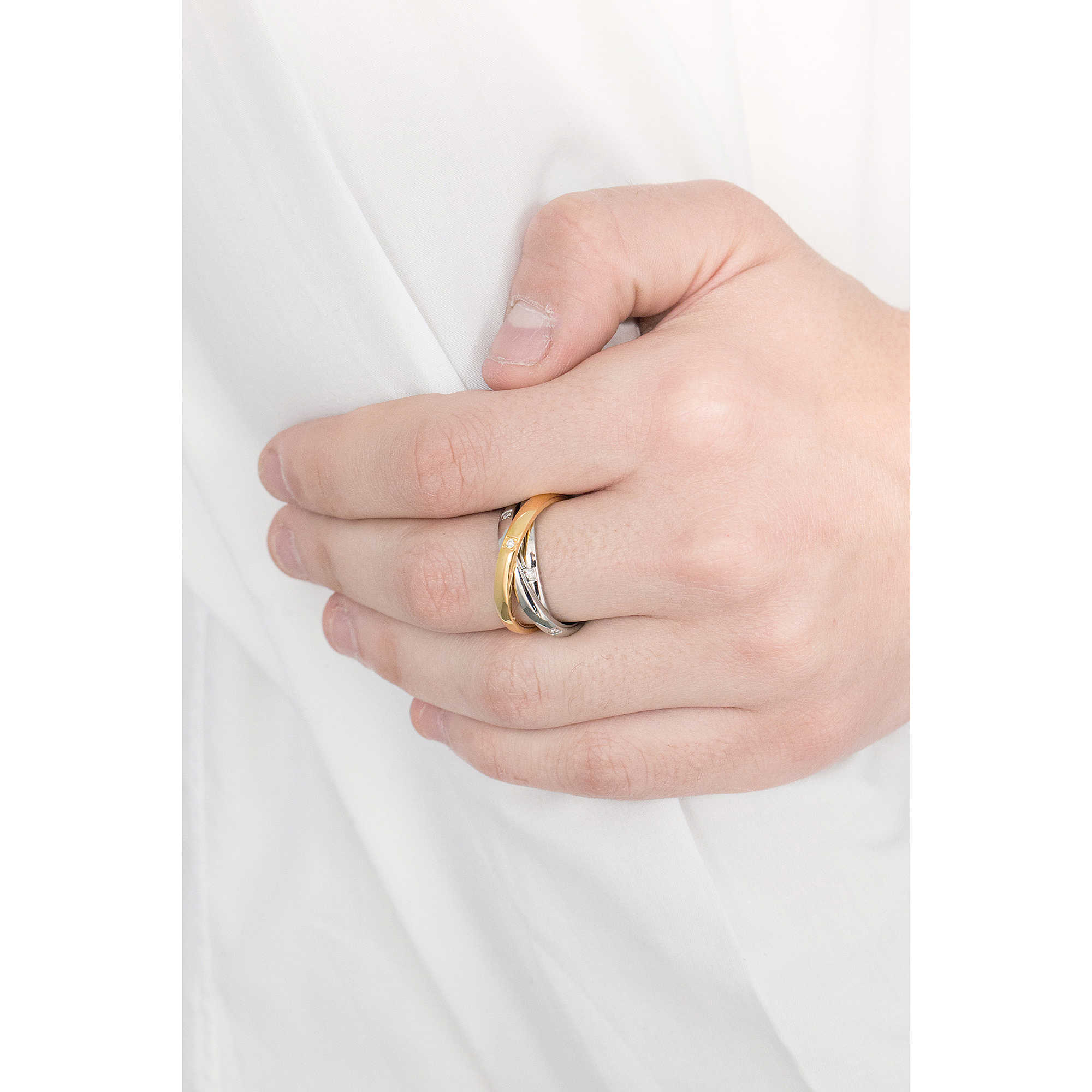 ring man jewellery Luca Barra LBAN123.13 rings Luca Barra