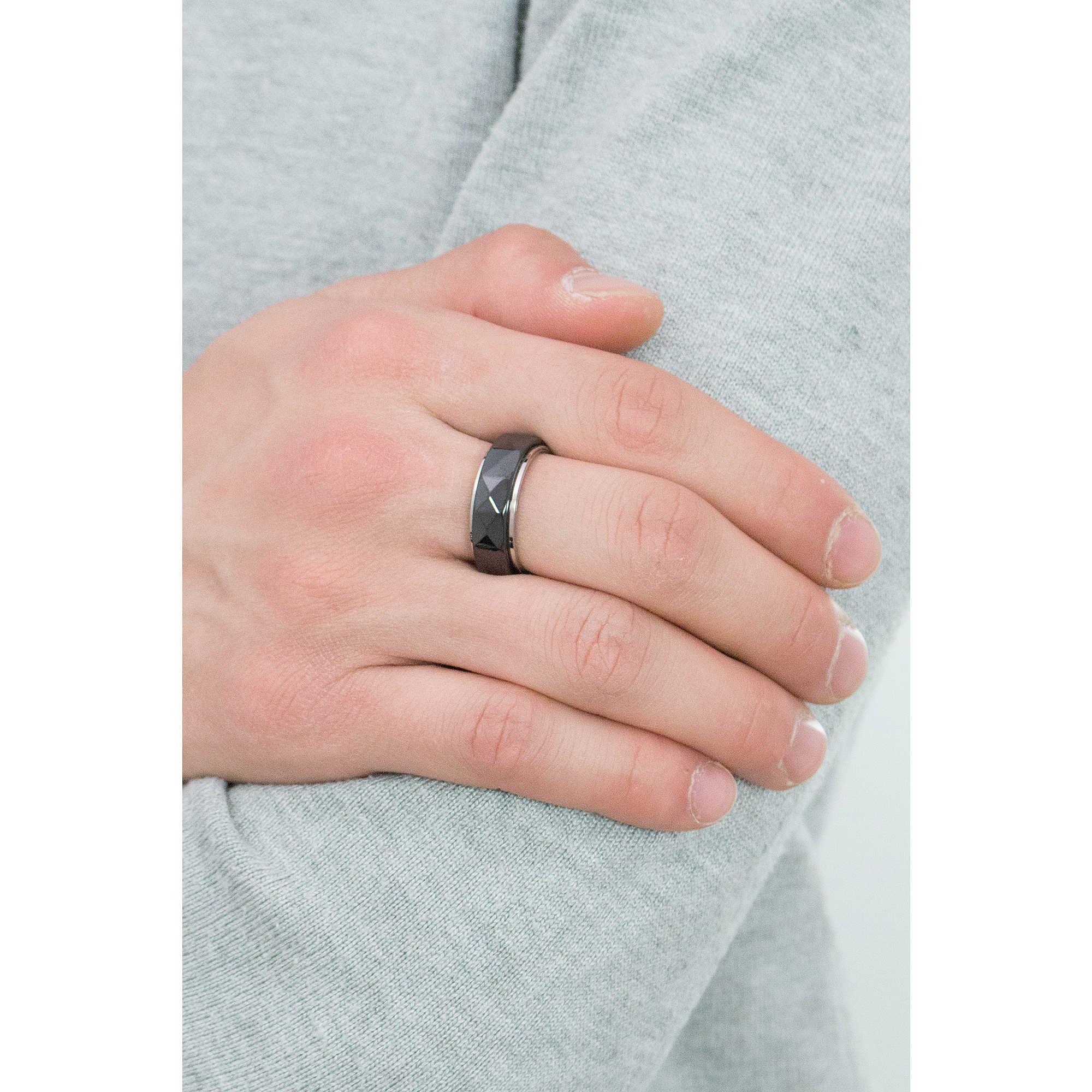 ring man jewellery Morellato Ceramic SAEV10021 rings Morellato