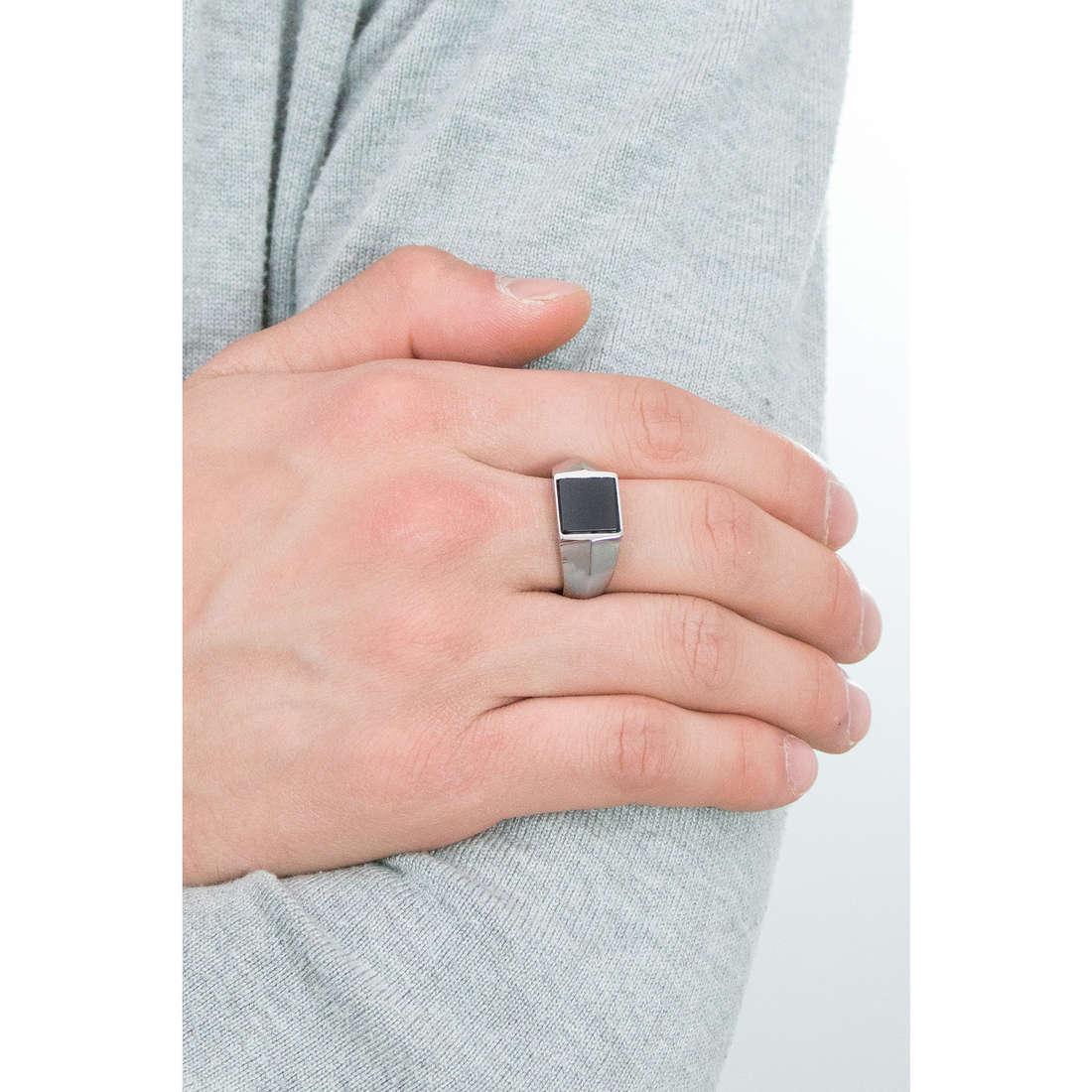 Morellato rings man SAGH14025 photo wearing