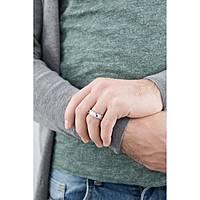 ring man jewellery Morellato Stile SAGH12019