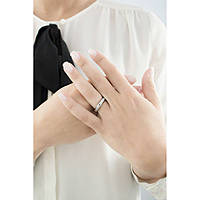 ring unisex jewellery Morellato Dandy SPL01021