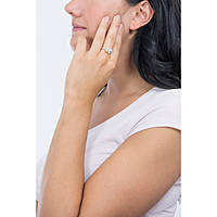 ring woman jewellery Amen Amore RQURB-18