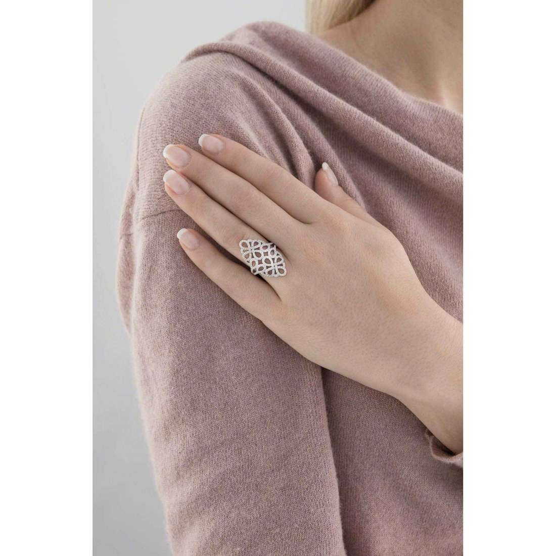 Bliss rings Renaissance woman 20063137 indosso
