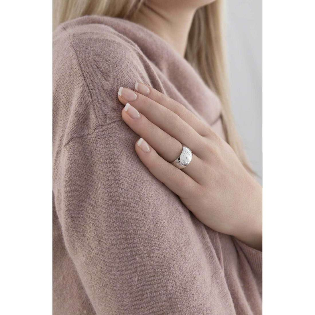 Bliss rings taogd+ woman 20037487 indosso