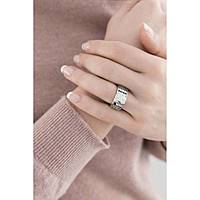 ring woman jewellery Breil Steel Silk TJ1356