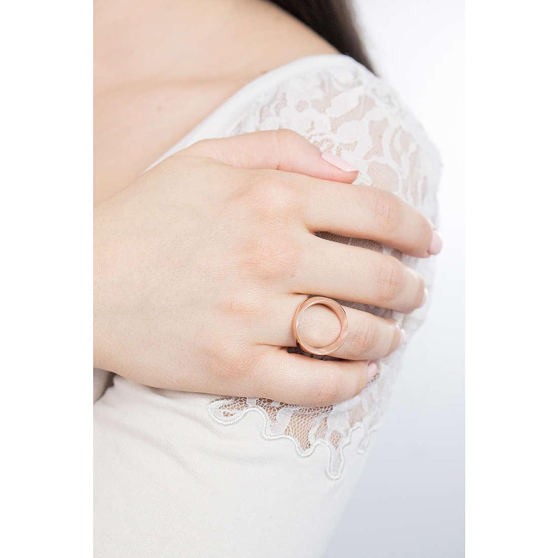Breil rings Voilà woman TJ2206 photo wearing