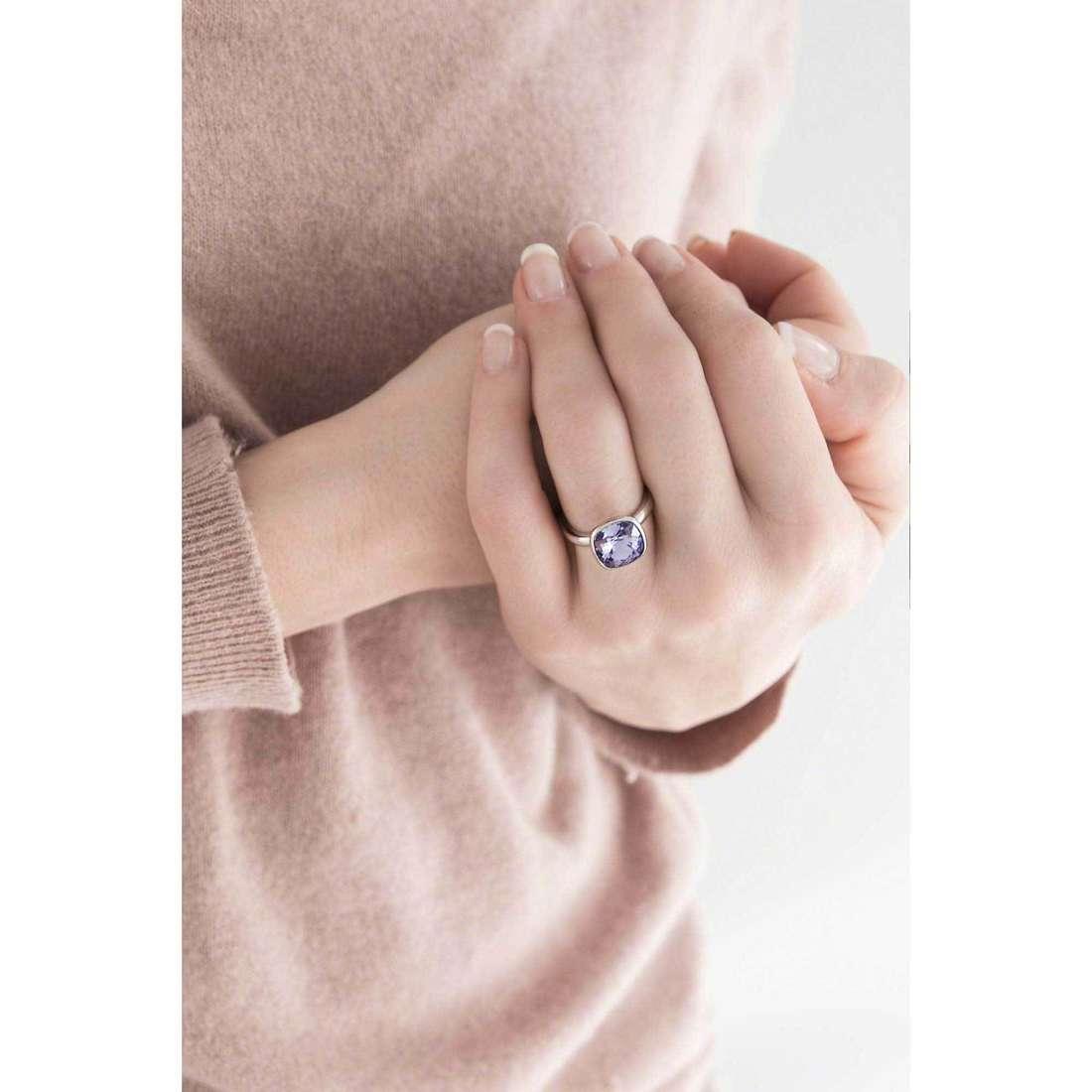 Brosway rings Btring woman BTGC79E indosso