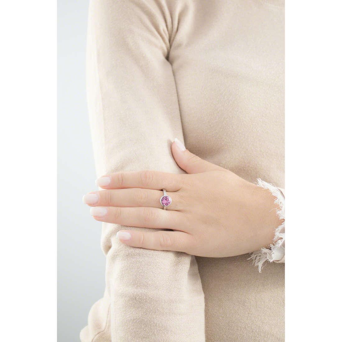 Brosway rings Btring woman BTGC85D indosso