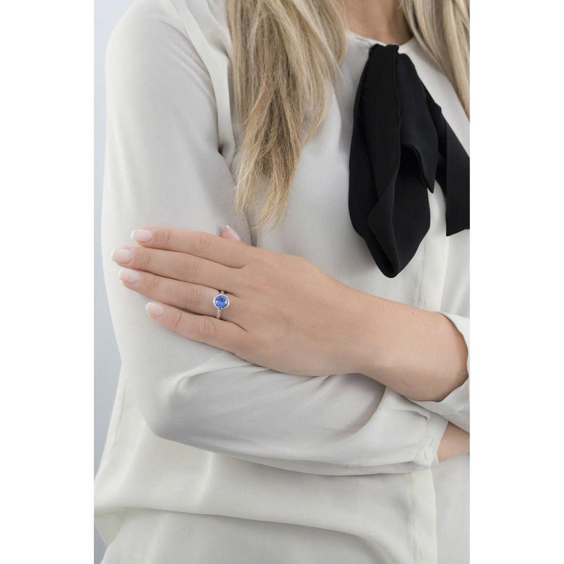 Brosway rings Btring woman BTGC86B indosso