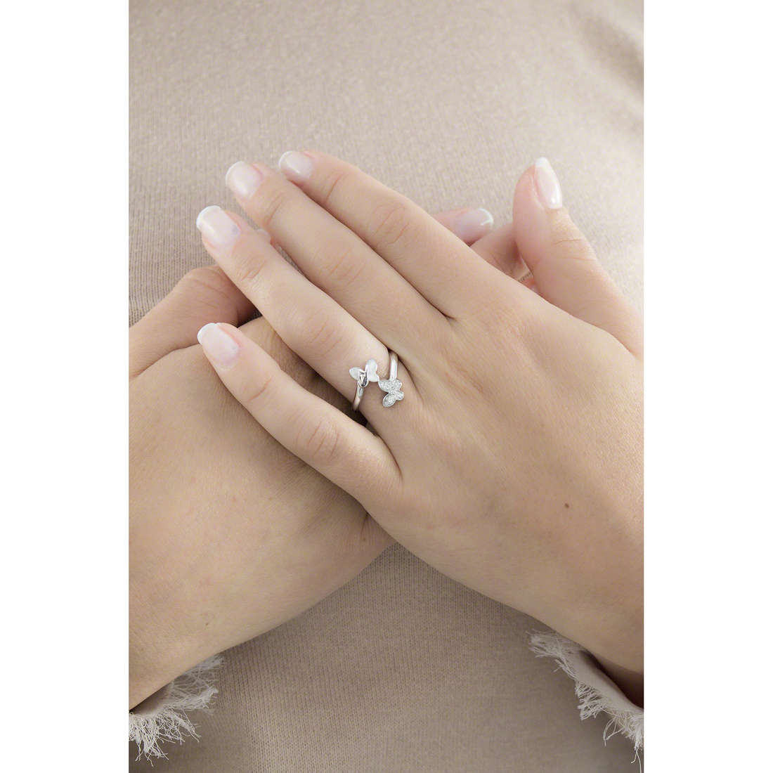 Brosway rings Paradise woman G9PD31D indosso