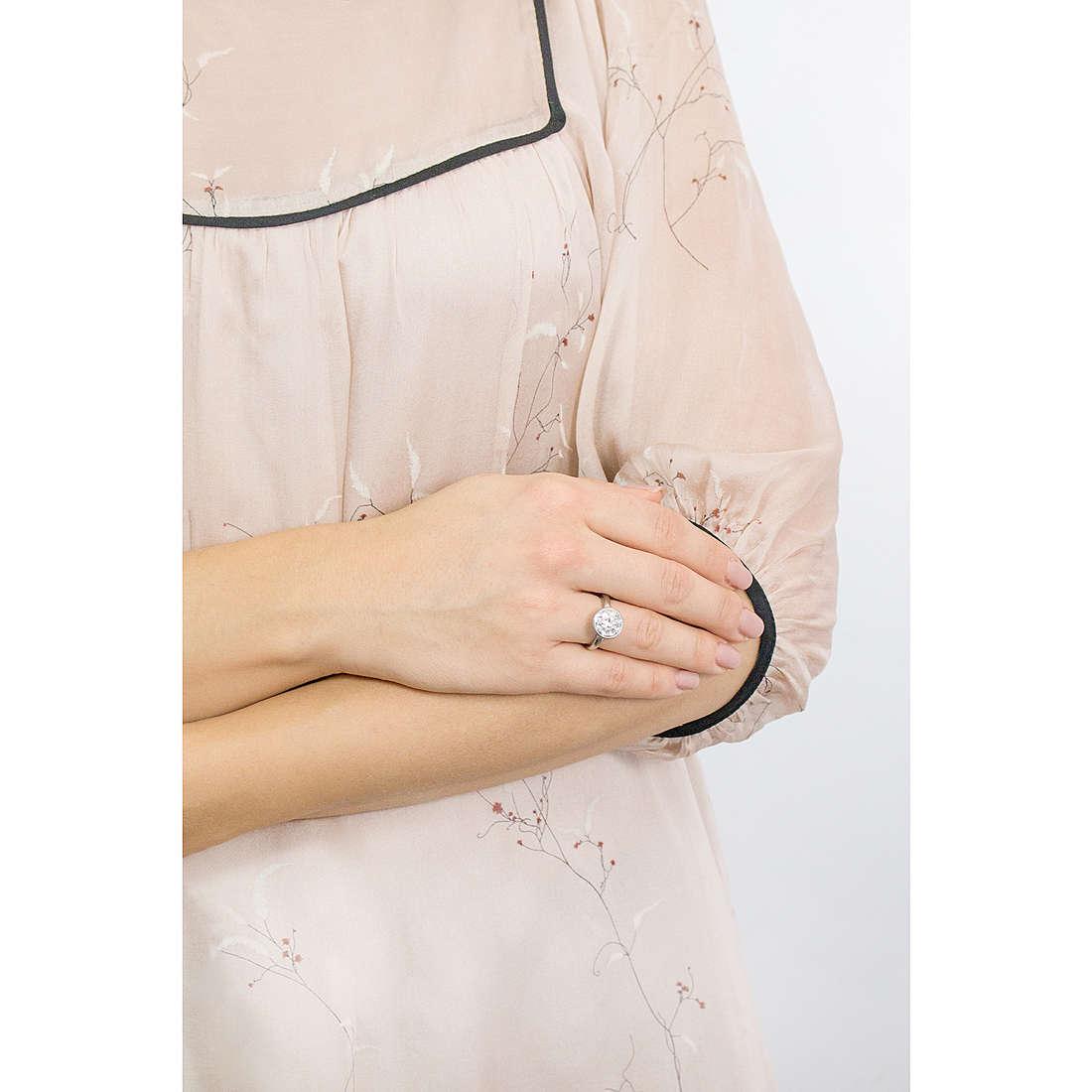 Brosway rings Tring woman BTGC124B photo wearing