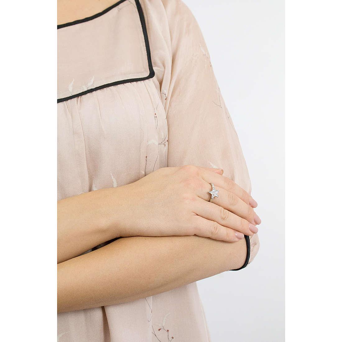 Brosway rings Tring woman BTGC126B photo wearing