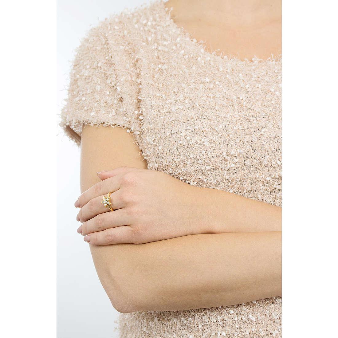 Brosway rings Tring woman BTGC127B photo wearing