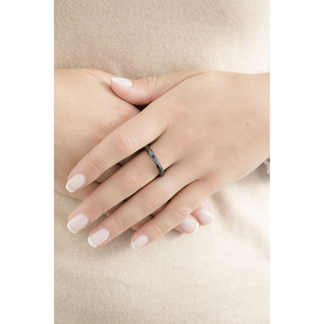 Brosway rings Tring woman BTGC20E indosso