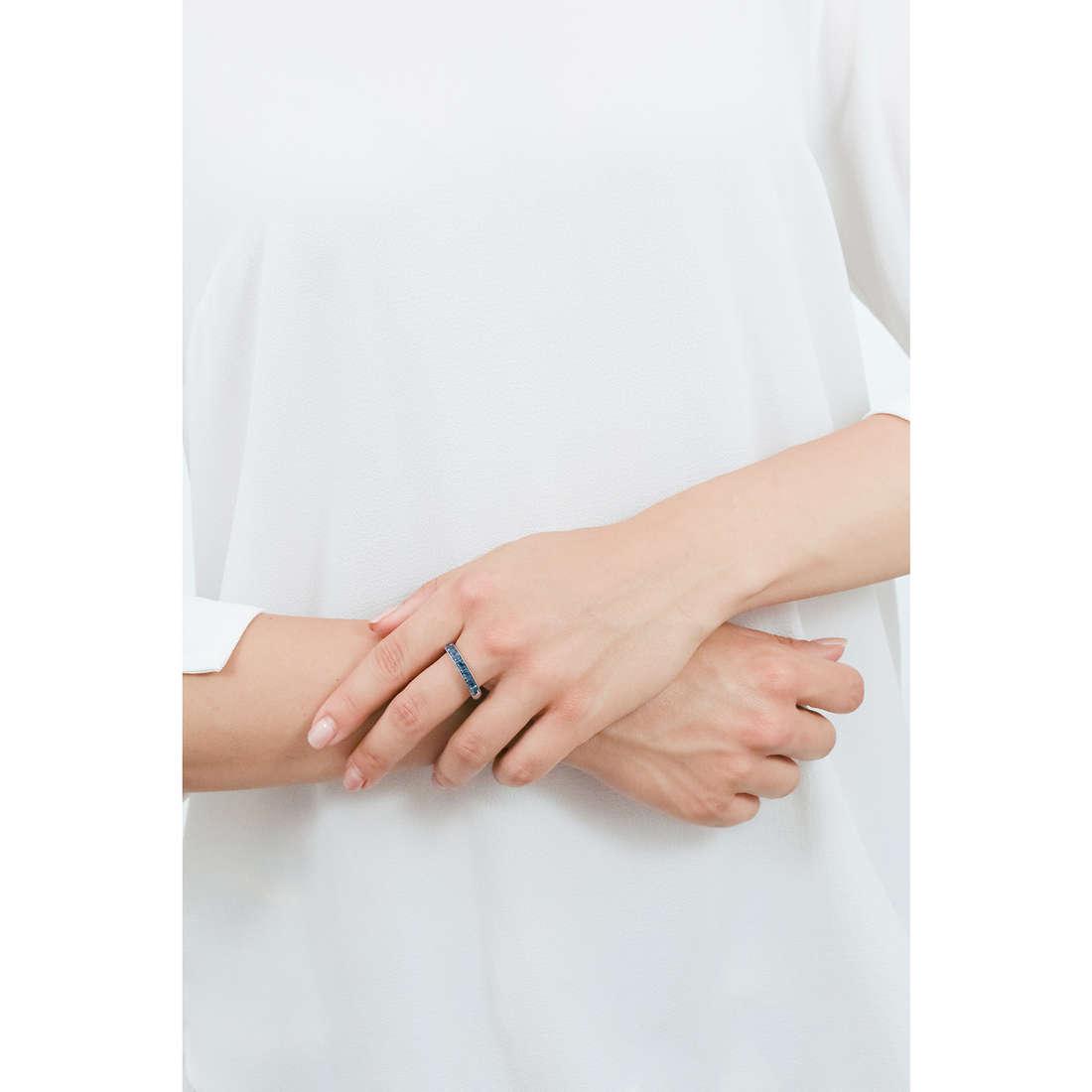 Brosway rings Tring woman BTGC48B photo wearing