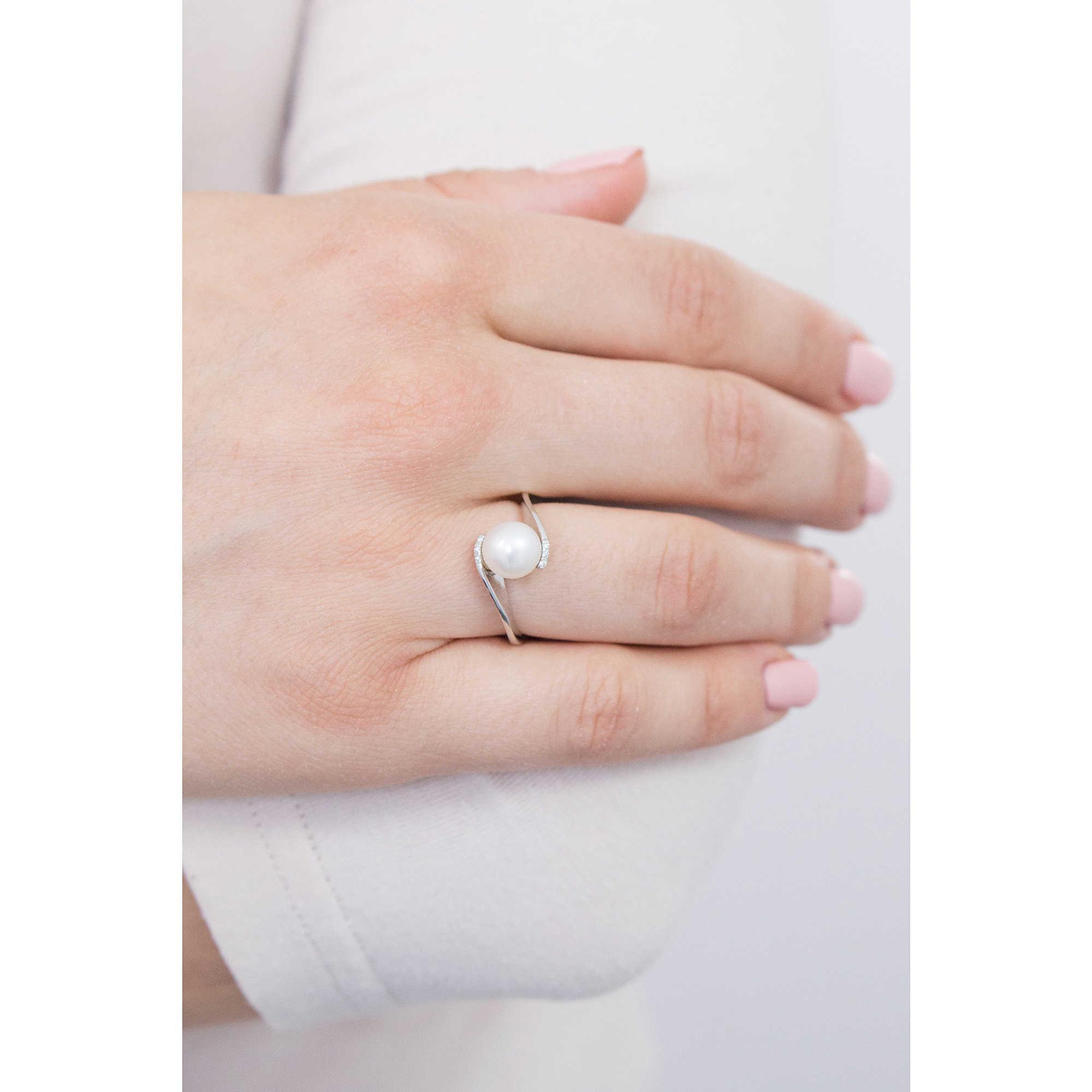 ring woman jewellery Comete Fantasie di perle ANP 380 rings Comete