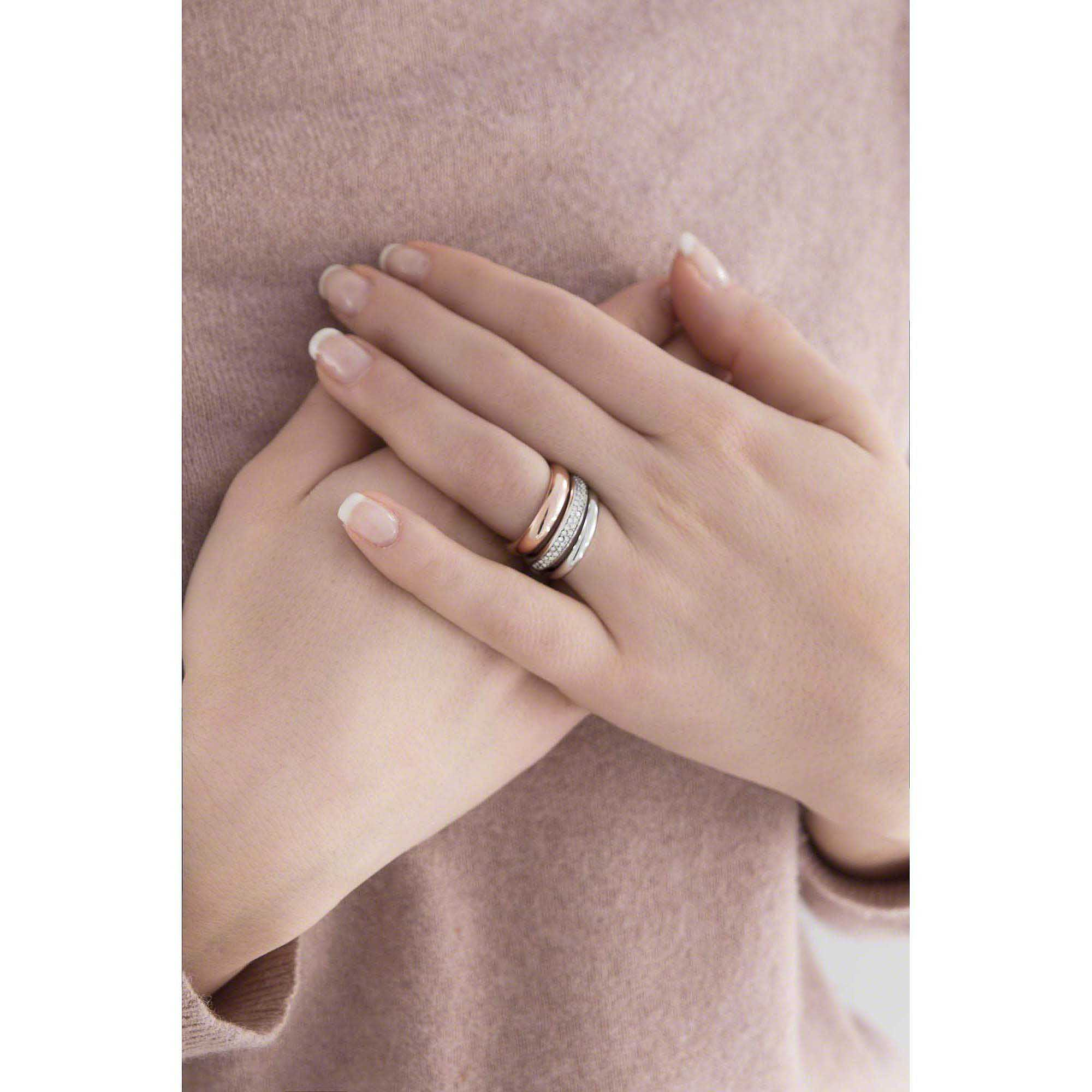 ring woman jewellery Fossil Fall 14 JF01378998505 rings Fossil
