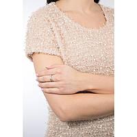 ring woman jewellery Fossil Vintage Glitz JF02740040503